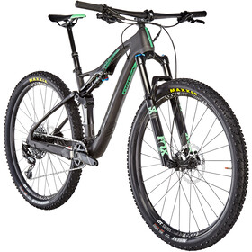ORBEA Occam TR M30, black/green